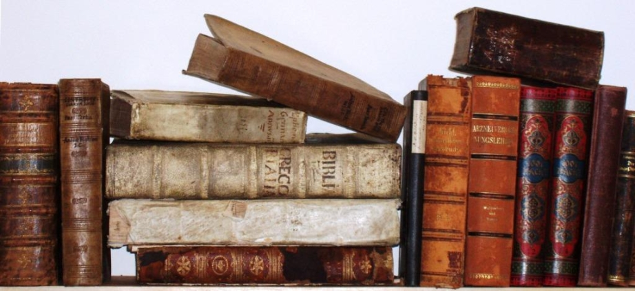 Old books - the genealogist's friends